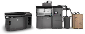 HP Jet Fusion 4200 3D Printing Solution Image