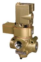 3/2 NC Pneumatic Sensing Valve - Air or Solenoid-Operated Image