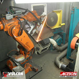 Action® Robotic Finishing Cells Image
