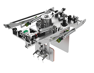 Carton Clamp Tool for EOAT Image