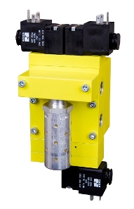 Control Reliable Energy isolation Pneumatic Valve Series - CAT 4 Image