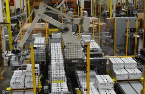 Ai-Series Robotic Palletizers Image