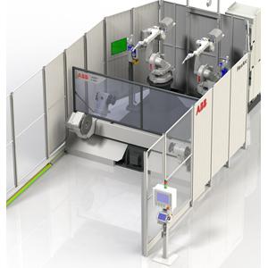 ABB FlexArc Robotic Welding Cells Image