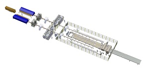Automated Floor Truss System Image