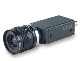 1/2 CCD, Interlace, Mono, Compact Camera Image
