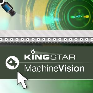 KINGSTAR Machine Vision Powered by Matrox Image