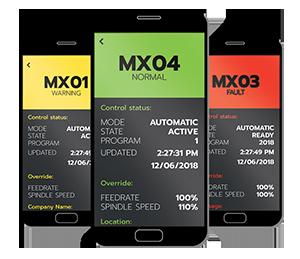 Integrated Machine Analytics (IMA)™ mobile app Image