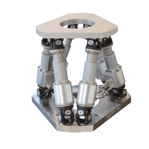 Image of High Load Scalable Hexapod Parallel Motion Platform with Controller: 1 Ton Load