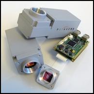 1.3 Mega Pixel Monochrome CMOS Camera, 27 FPS Image