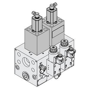 Hydraulic Block & Hold Valve Systems Image