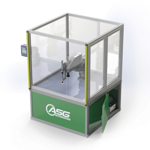 AX-20 Fixed Table System Image