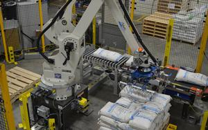 Bag Palletizing Systems Image