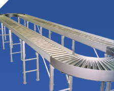 CleanLine Aluminum Roller Conveyors  Image
