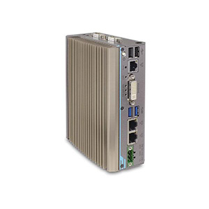 Neousys Intel Apollo Lake Atom E3950 Ultra-Compact DIN-Rail Controller with GbE, PoE and USB 3.0 Image