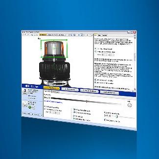 <i>VeriSens</i><sup>®</sup> Application Suite Image