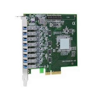8-Port USB 3.1 Gen1 Frame Grabber Expansion Card PCIe-USB381F Image