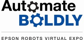 Epson Robot's Automate Boldly: Solutions for Today And The Future image