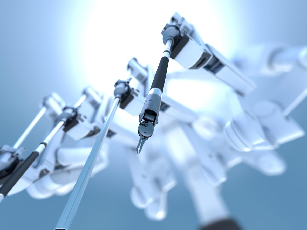 Medical Robot Technology in the OR | RIA Blog