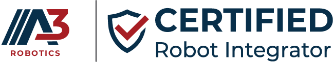 Certified Robot Integrator