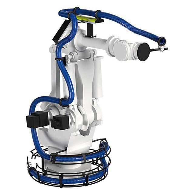 Robot Cable Management / Dress Components Image