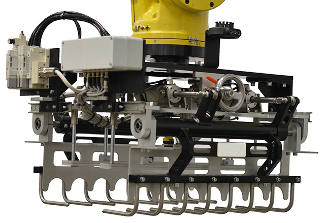 Turnkey Systems & Components and Specialized Tooling Image