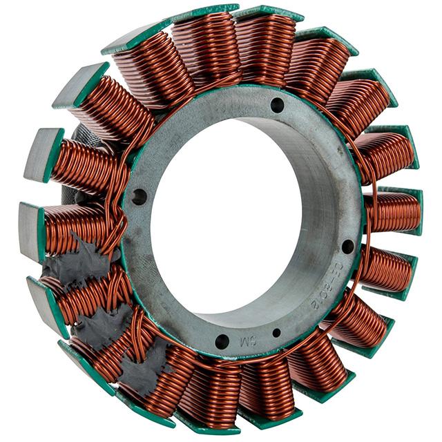 Stators & Components Image