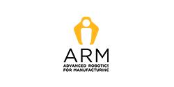 Advanced Robotics for Manufacturing Institute (ARM) Logo
