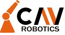 CAV Robotics Logo