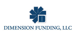 Dimension Funding Logo