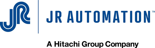 JR Automation  – A Hitachi Group Company Logo