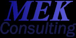 MEK Consulting Logo
