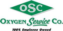Oxygen Service Company Logo
