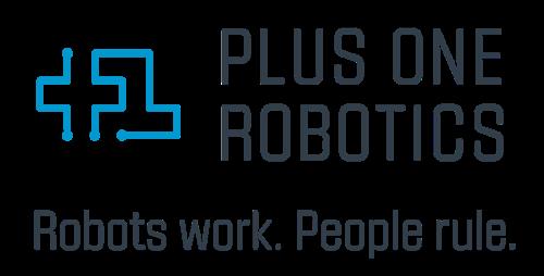 Plus One Robotics Logo