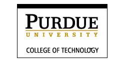 School of Engineering Technology, Purdue University Logo