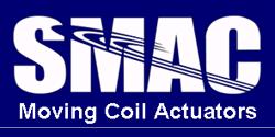SMAC Moving Coil Actuators, Inc. Logo