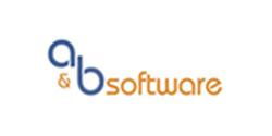 A&B Software Logo
