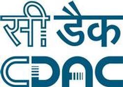 Centre for Development of Advanced Computing - CDAC Logo