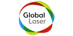 Global Laser Ltd. Logo