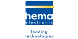 Hema Electronic GmbH Logo