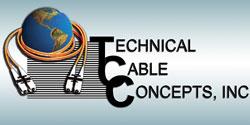 Technical Cable Concepts, Inc. Logo