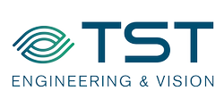 TST Engineering & Vision Logo
