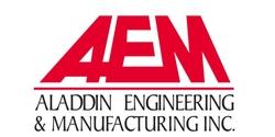Aladdin Engineering & Manufacturing Logo