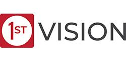 1stVision Inc. Logo