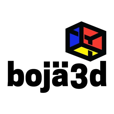 Bojä3d Logo