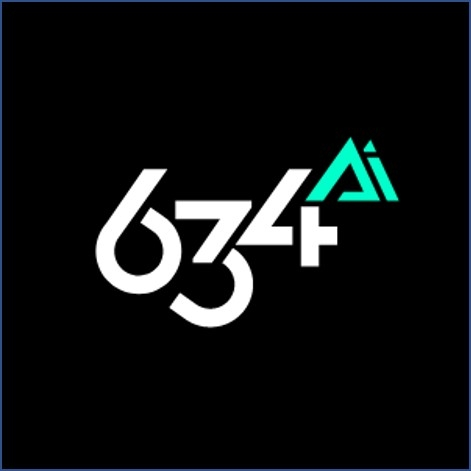 634AI Logo