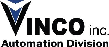 Vinco Inc Automation Division Logo