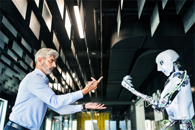 The C-Suite Is Preparing To Welcome A New Designation Among Its Ranks: Chief Robotics Officer.